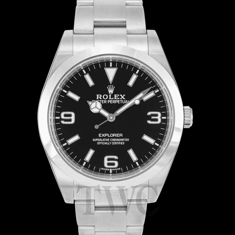 quality design 5bccf a3640 エクスプローラー ブラック/スチール Ø39 mm 2016