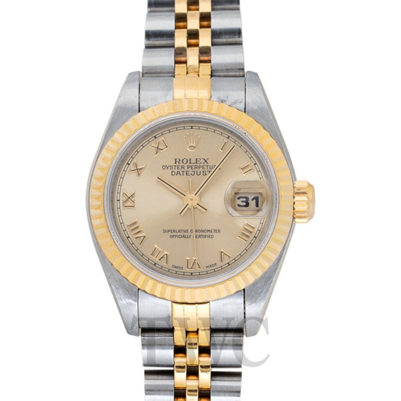 best sneakers 918ad a37aa Datejust Lady 69173 SSxYG 26mm