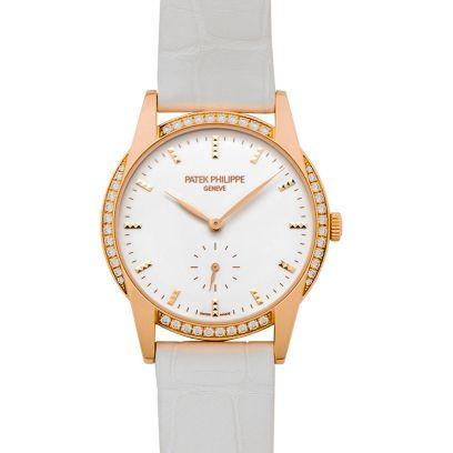 new styles c02da fcdbe パテックフィリップ - カラトラバ 腕時計 - ザウォッチカンパニー