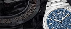 ジラールペルゴ 腕時計