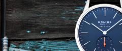 ノモス グラスヒュッテ 腕時計