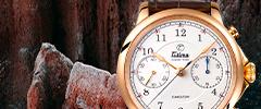 Tutima Glashutte 腕時計