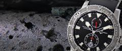 ユリス ナルダン 腕時計