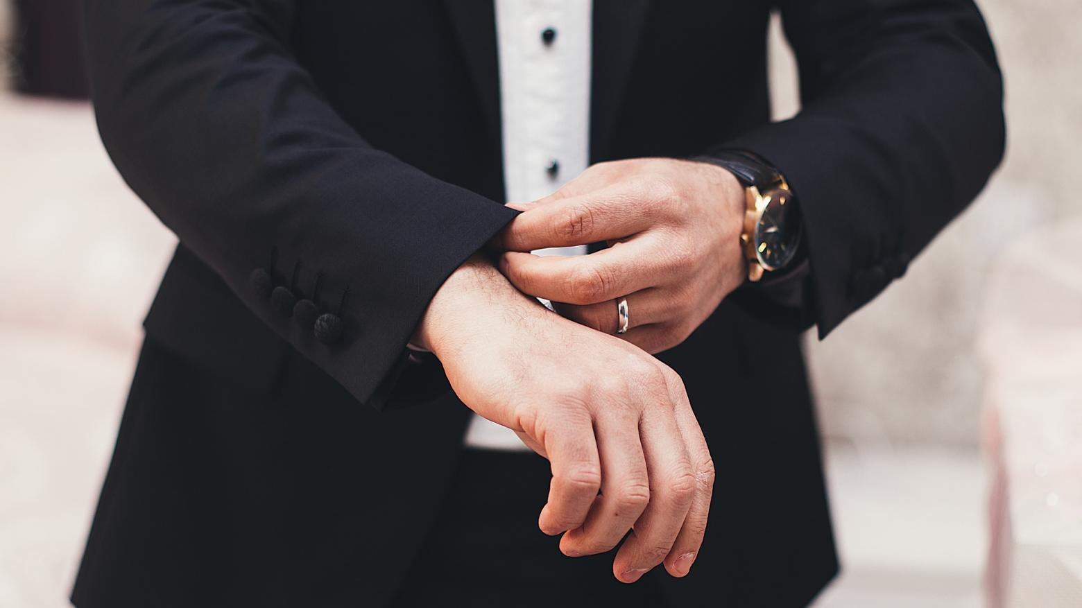 ビジネスマンにオススメ腕時計 TOP5ブランド