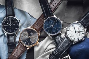 紳士必見!大人の魅力を引き出す腕時計・ポルトギーゼを知る