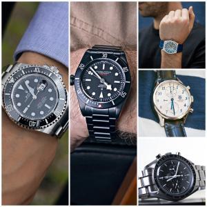伝統と歴史を詰め込んで スイスの時計ブランド14選!