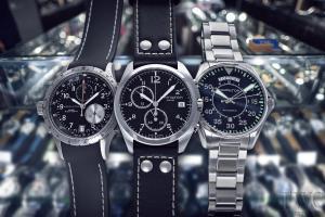 コストパフォーマンスに優れたハミルトンの腕時計!注目モデル10選