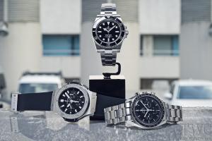 投資をするならこの腕時計!海外人気ブランドBEST5!