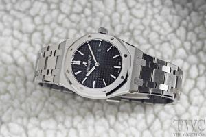 世界三大時計:オーデマピゲのロイヤルオーク人気の型番を厳選して紹介!