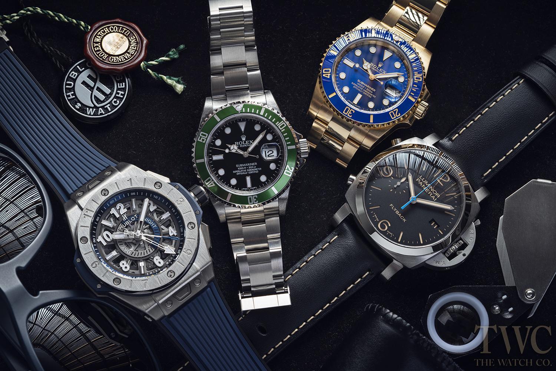 高級腕時計を買うならこの8本!おすすめのモデルを紹介