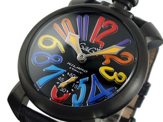 注目ブランド :ガガミラノメンズ腕時計TOP5