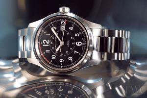 ハミルトン カーキフィールド :時代を超えて愛される腕時計