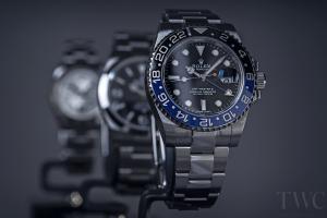 代を超えたパイロット向けの腕時計「ロレックス GMTマスターII」