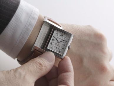 ジャガールクルトの時計