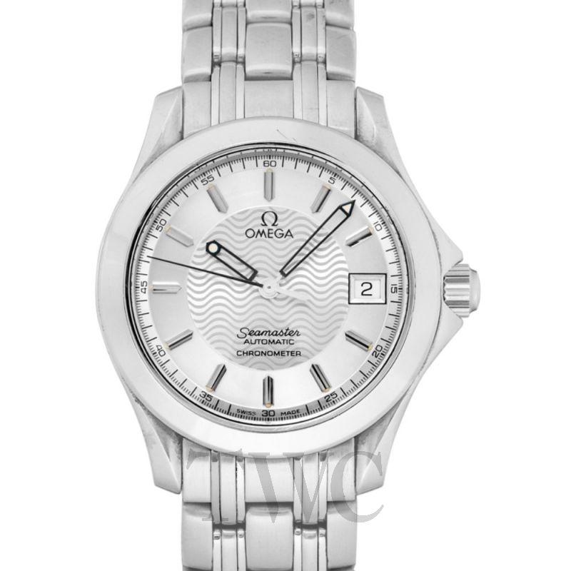 2501.31 Seamaster 120M Chronometer White Dial
