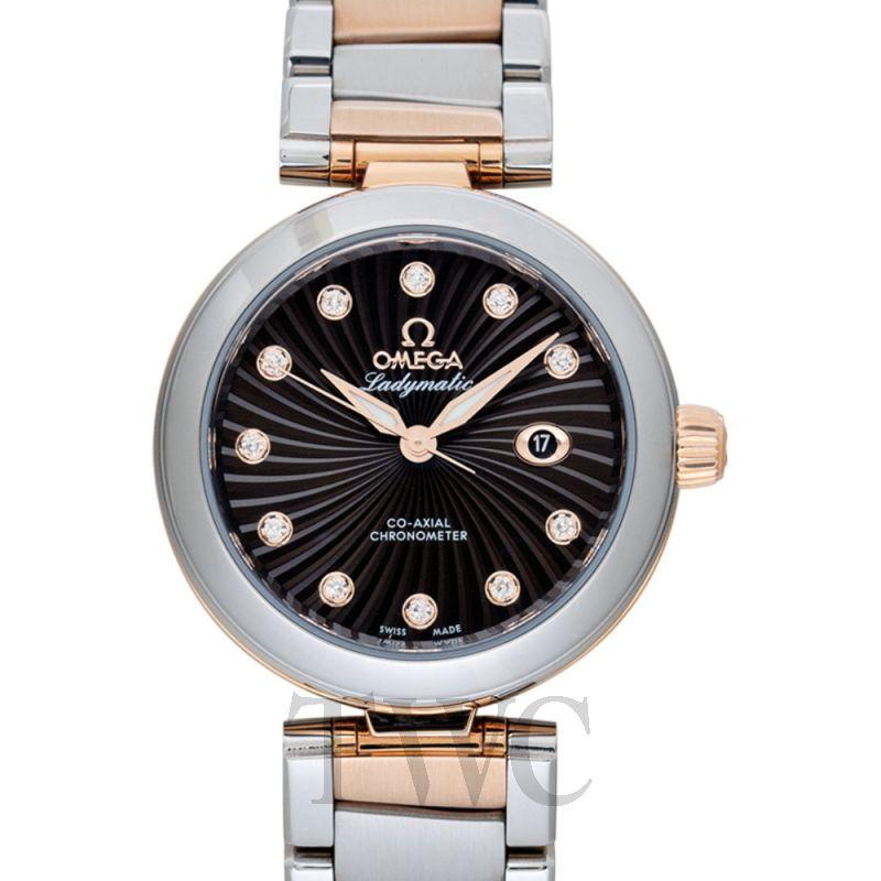 425.20.34.20.63.001 De Ville Ladymatic  Coaxial chronometer Dia 34mm