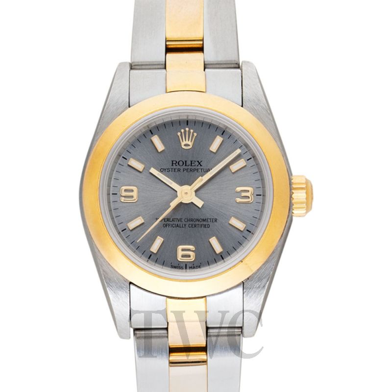 76183 Rolex Lady Oyster Perpetual  369 index